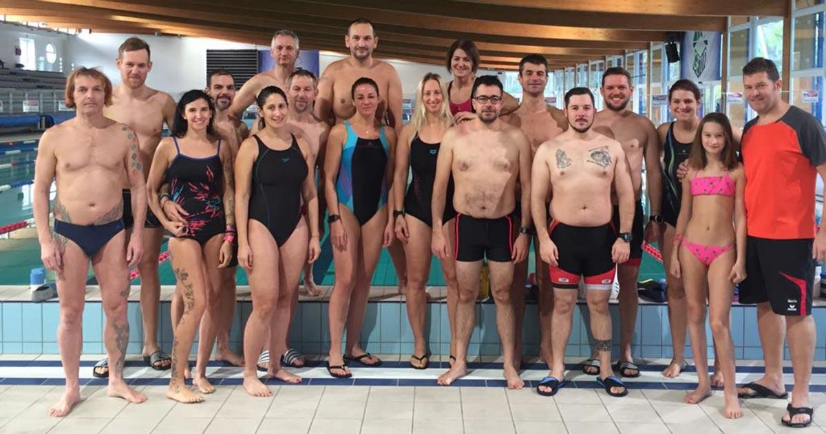 Schwimmcamp Lignano  2017