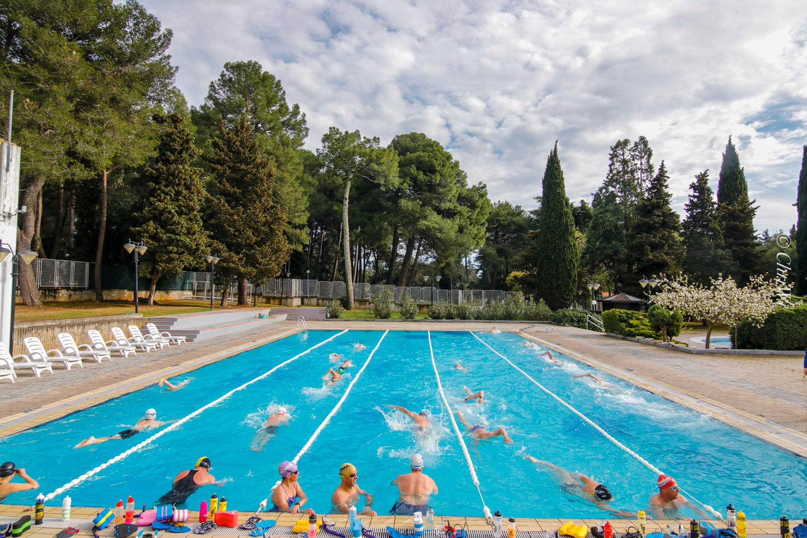 TRIATHLON CAMP POREC 2019