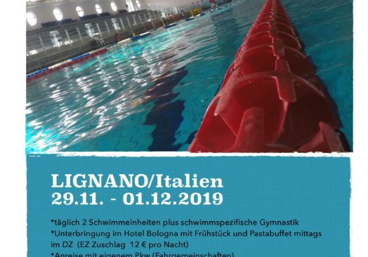 Swim Camp Italien/Lignano 2019